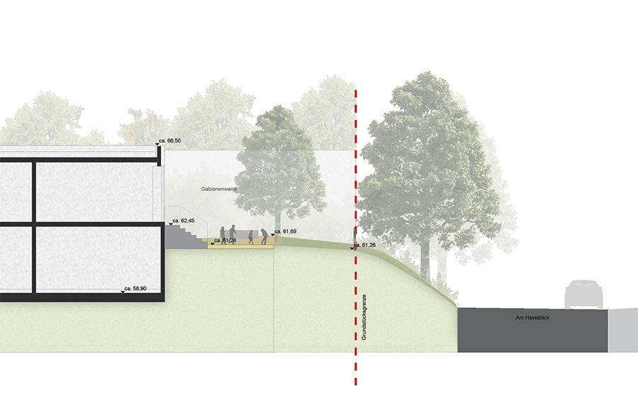 Gartenanlagen-Entwurf-Landschaftarchitektur