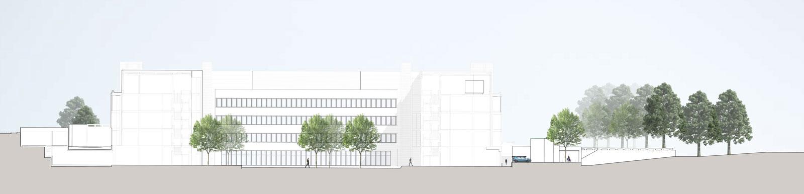 Freie Universität Berlin Sanierung Freianlagen Armbruster